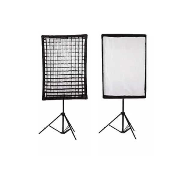 Kit Softbox Grid + Tripode + Bracket